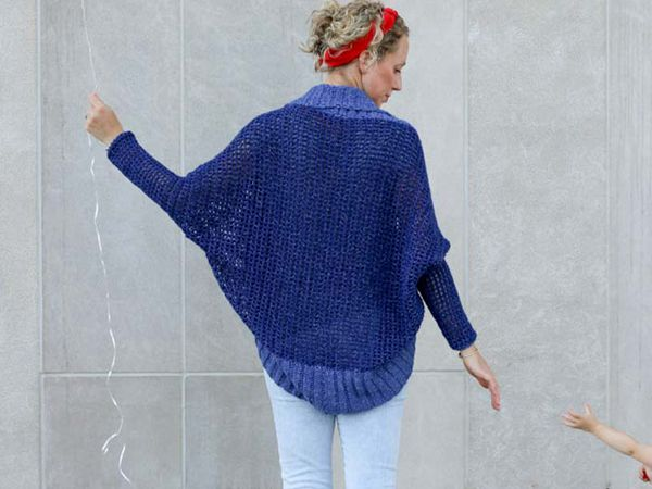 free crochet shrug patterns
